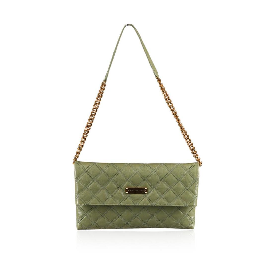 Designer Marc Jacobs Baroque Sandy Shoulder Bag