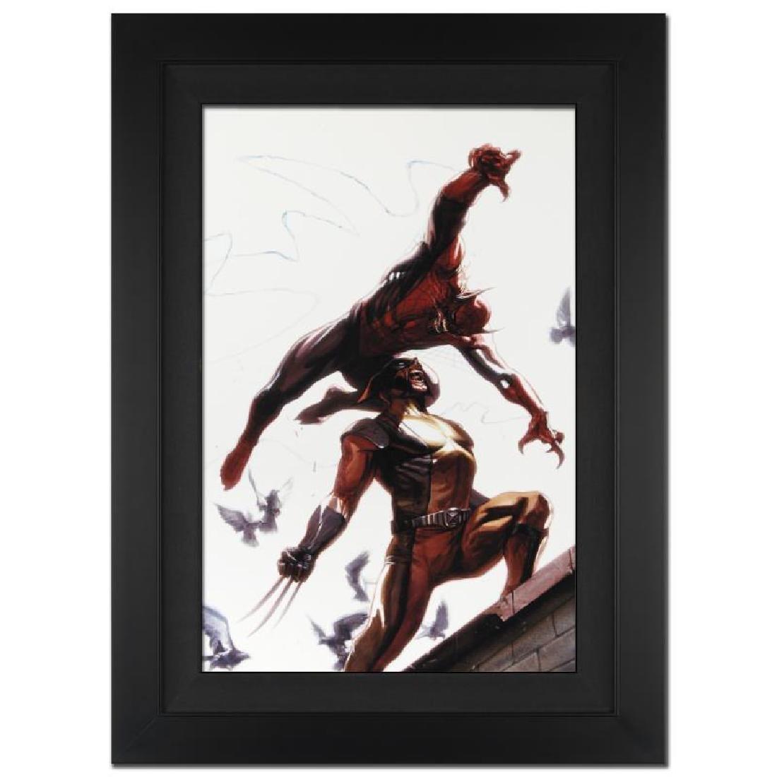 Secret Invasion #7 by Stan Lee - Marvel Comics