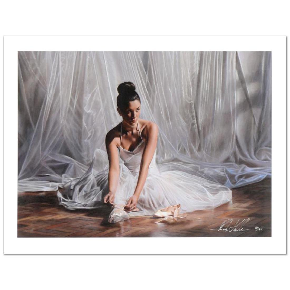 Light Through the Curtain by Hefferan, Rob
