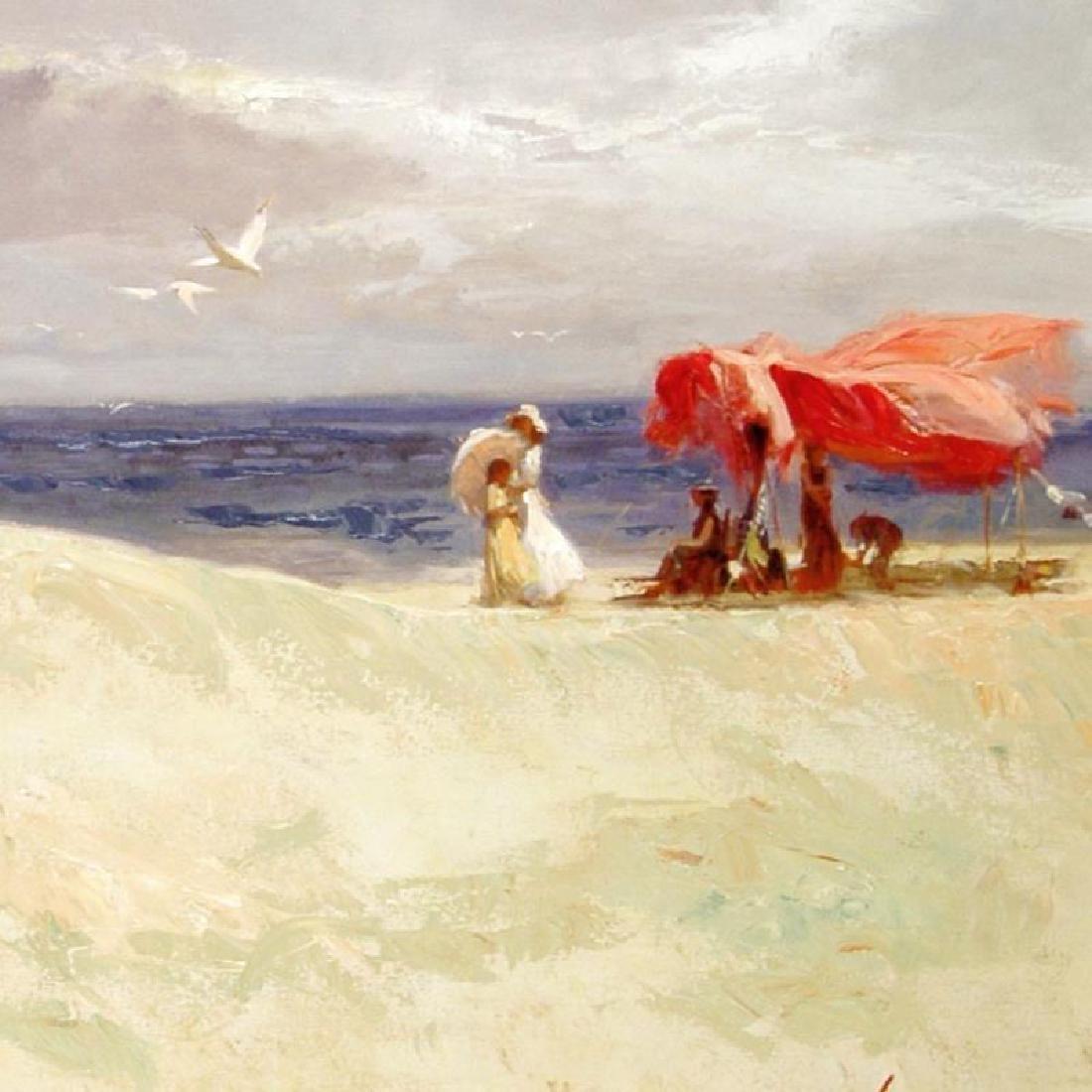 White Sand by Pino (1939-2010) - 2