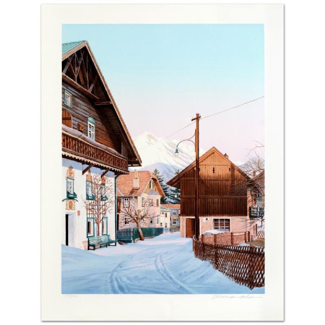 Austrian Village by Nelson, William