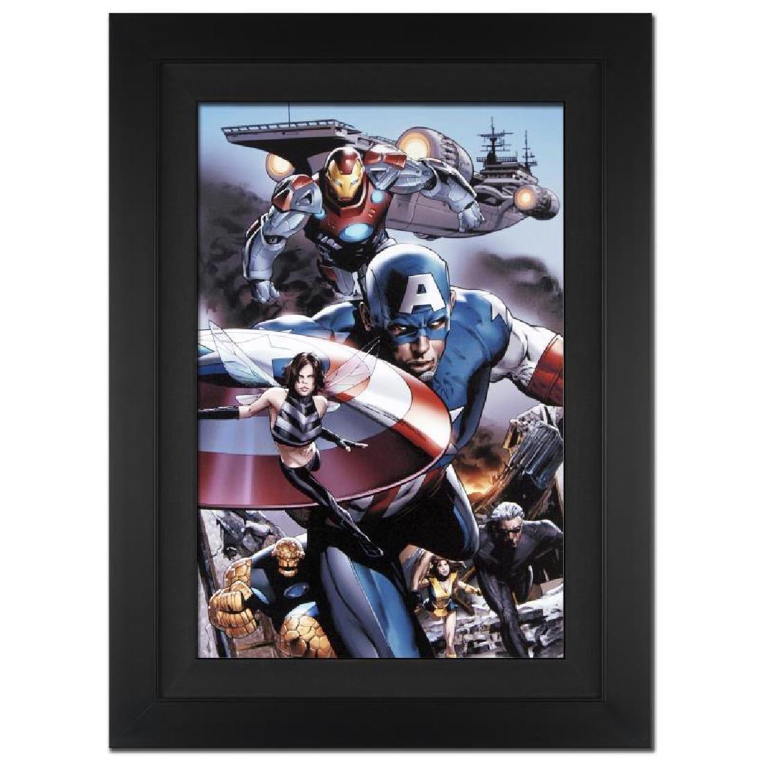 Ultimate Power #6 by Stan Lee - Marvel Comics