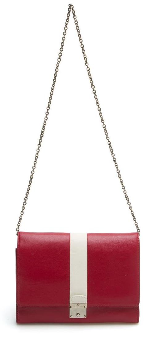 Marc Jacobs All in One Leather Cross-Body Bag