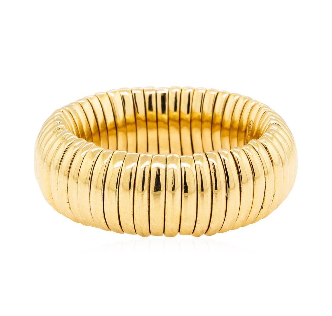 Stretch Band - 18KT Rose Gold