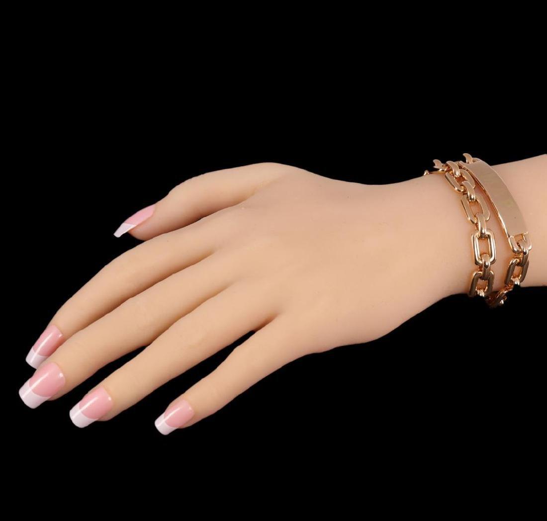 Ralph Lauren 18KT Yellow Gold Necklace/Bracelet