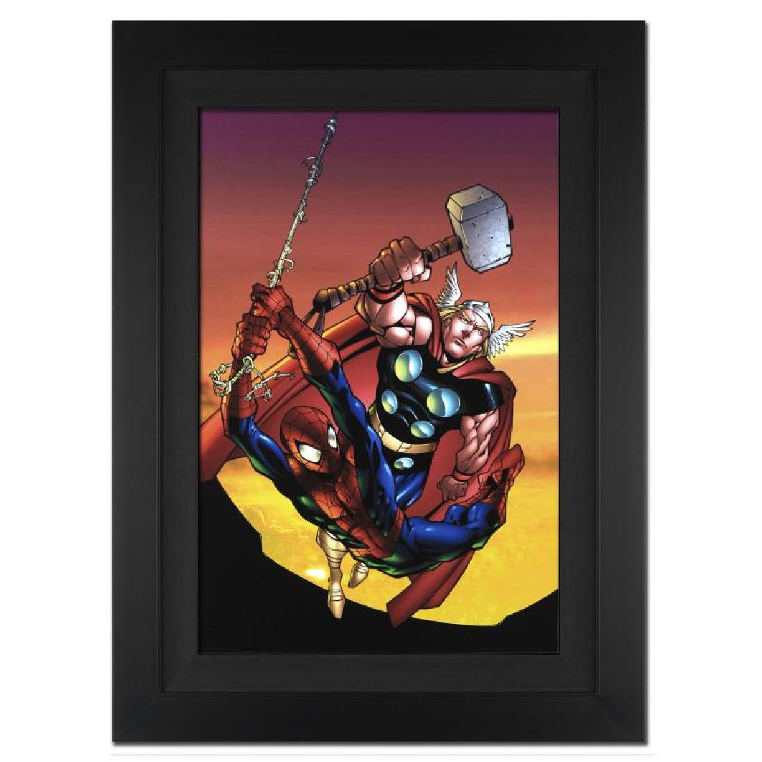 Marvel Age Spider-Man Team Up #4 by Stan Lee - Marvel
