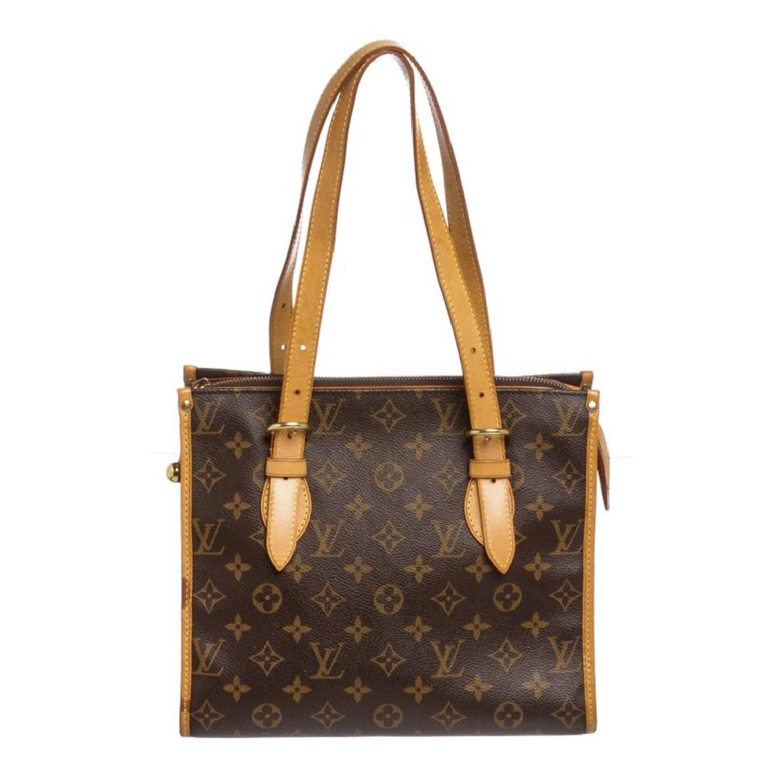 Louis Vuitton Monogram Canvas Leather Popincourt Haut