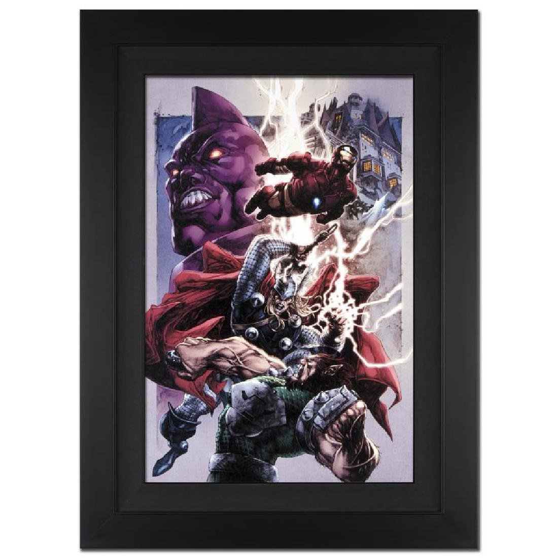 Iron Man/Thor #2 by Stan Lee - Marvel Comics