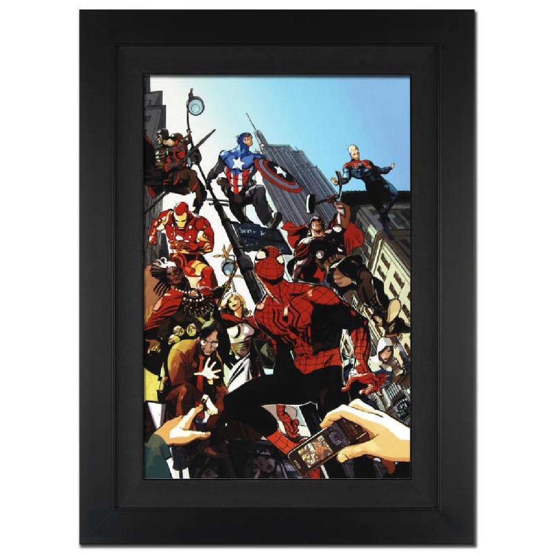 Age of Heroes #1 by Stan Lee - Marvel Comics