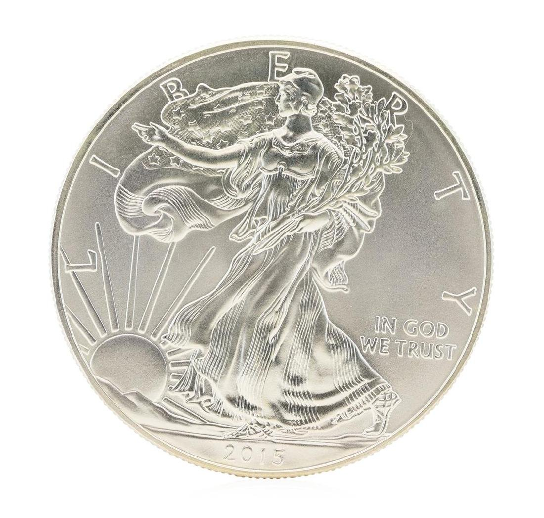 2015 American Silver Eagle Dollar Coin