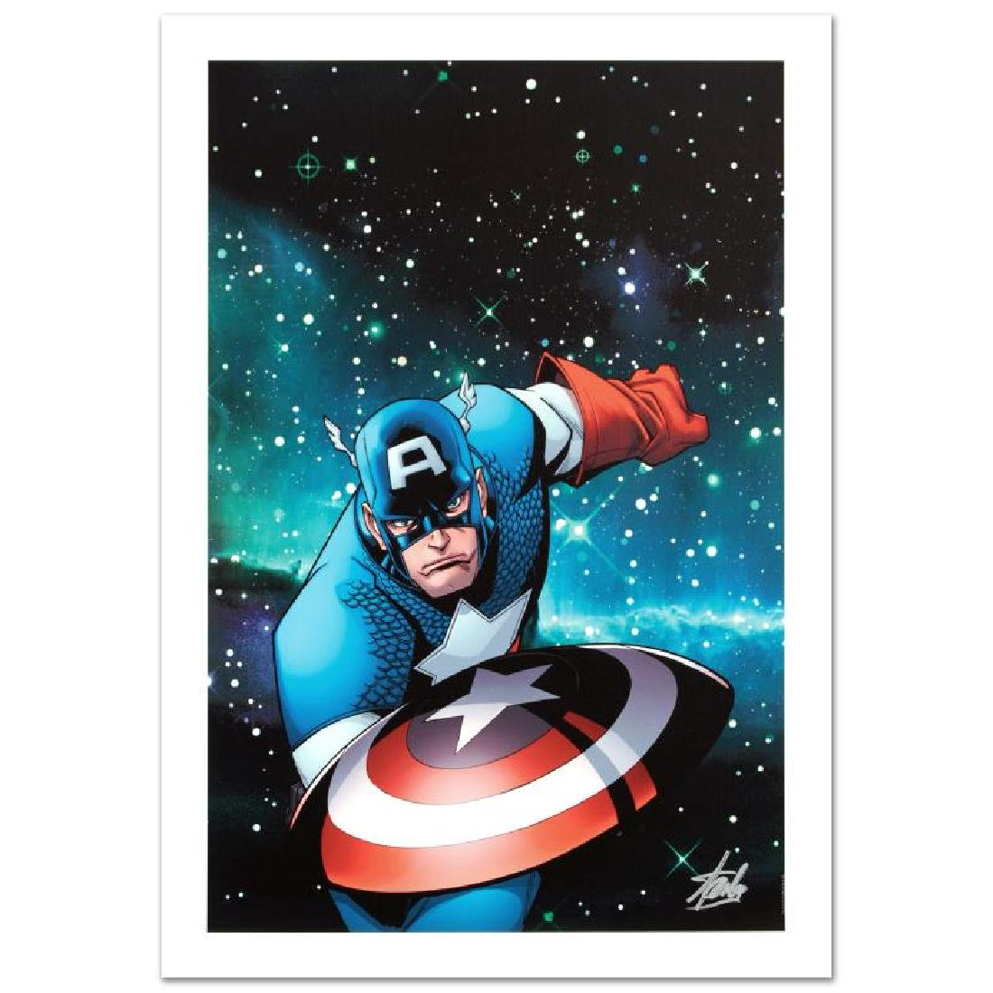 Captain America and the Korvac Saga #1 by Stan Lee -