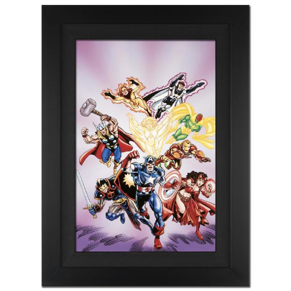Avengers #16 by Stan Lee - Marvel Comics