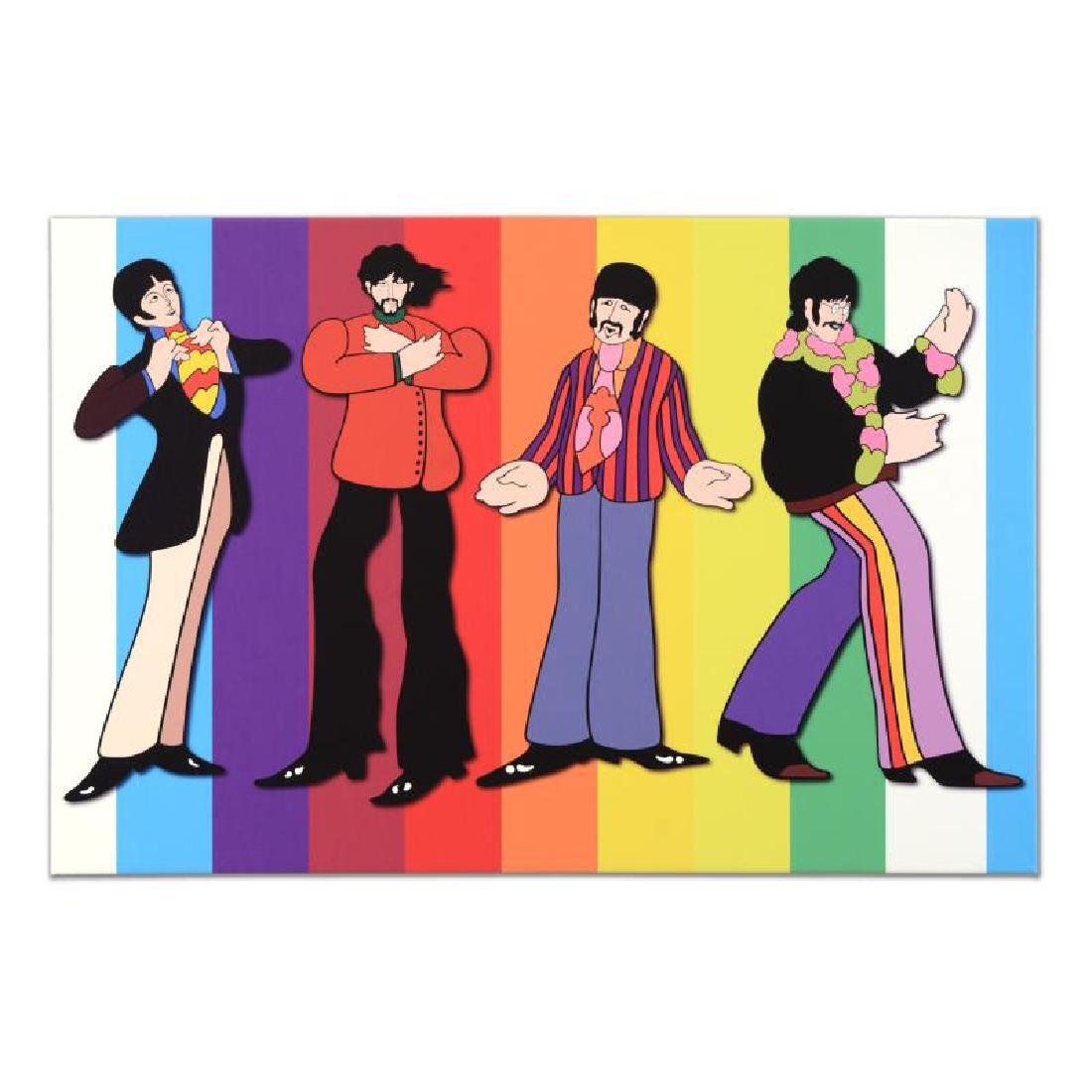 Rainbow Beatles by Beatles, The
