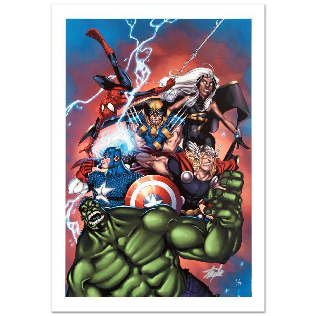 Marvel Adventures: The Avengers #36 by Stan Lee -