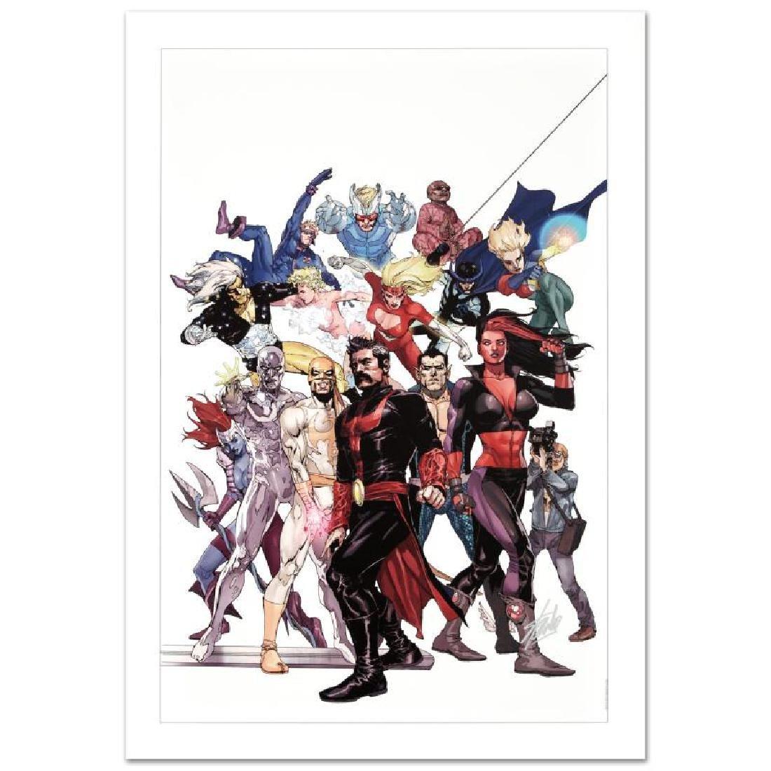 Defenders: Strange Heroes #1 by Stan Lee - Marvel