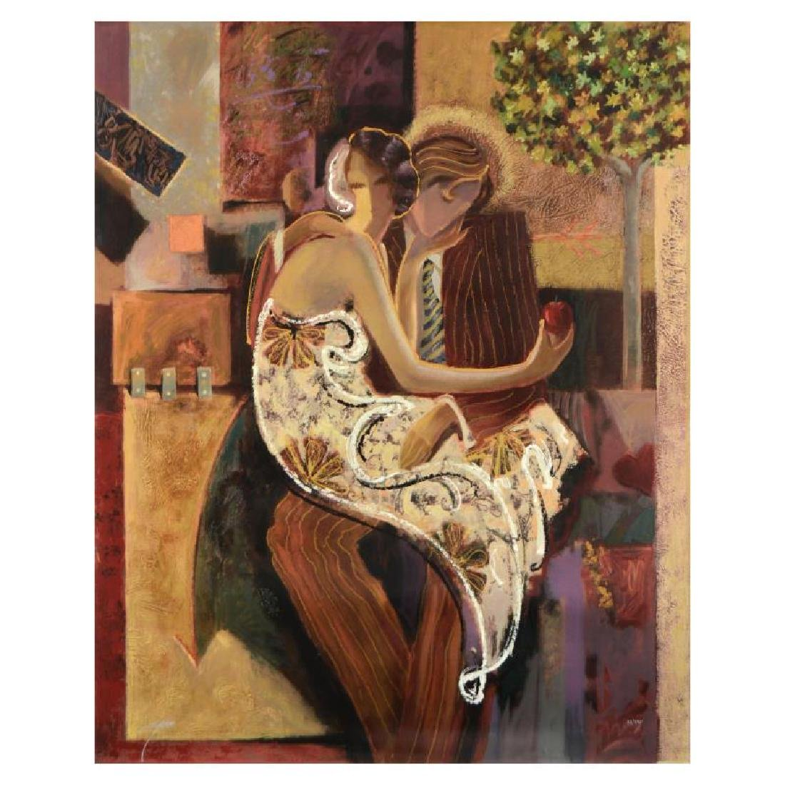Adam & Eve by Sabzi