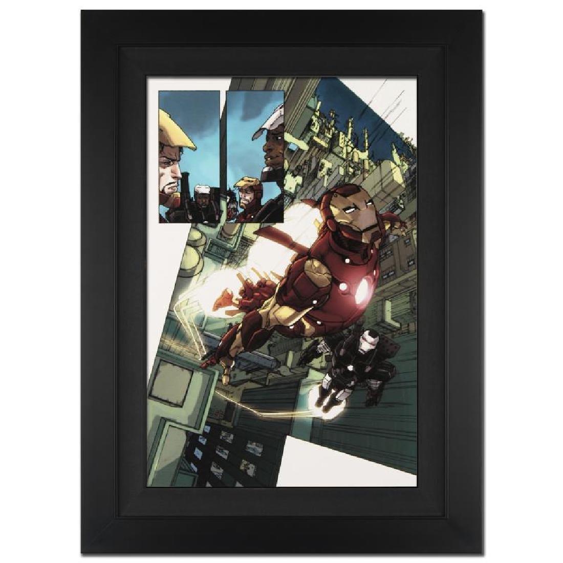 Iron Man 2.0 #1 by Stan Lee - Marvel Comics