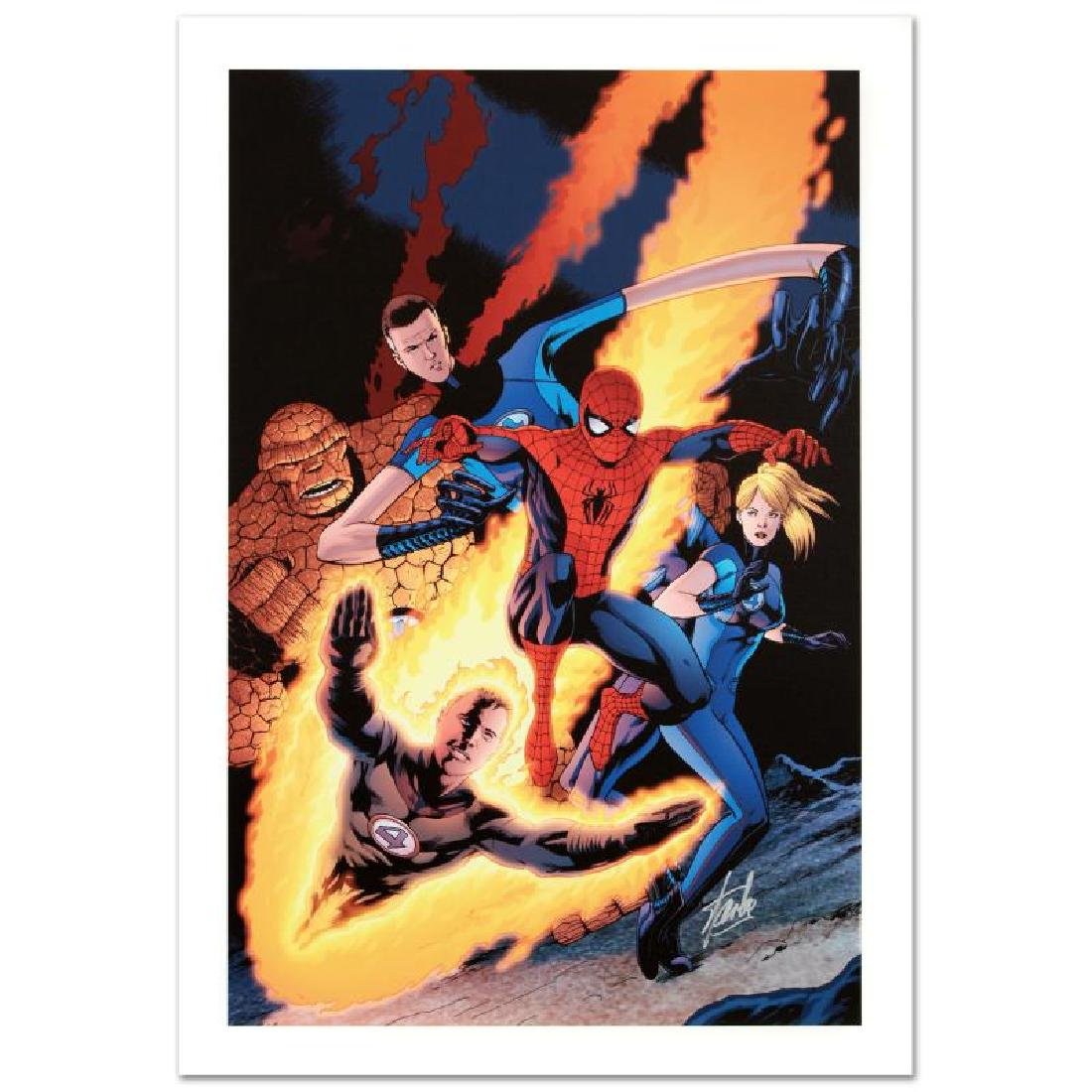 The Amazing Spider-Man #590 by Stan Lee - Marvel Comics