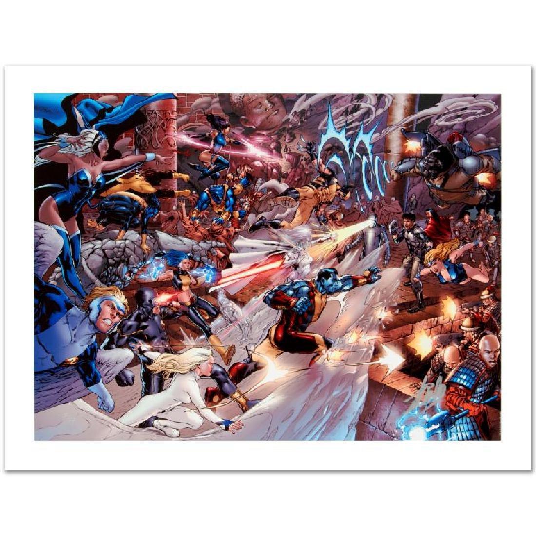 X-Men vs. Agents of Atlas #2 by Stan Lee - Marvel