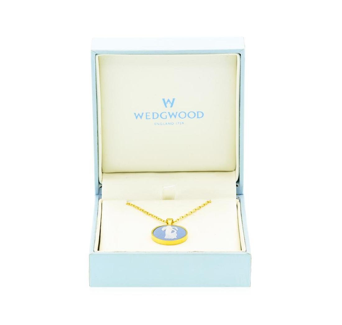 Wedgwood Women's Classic Muse Pendant