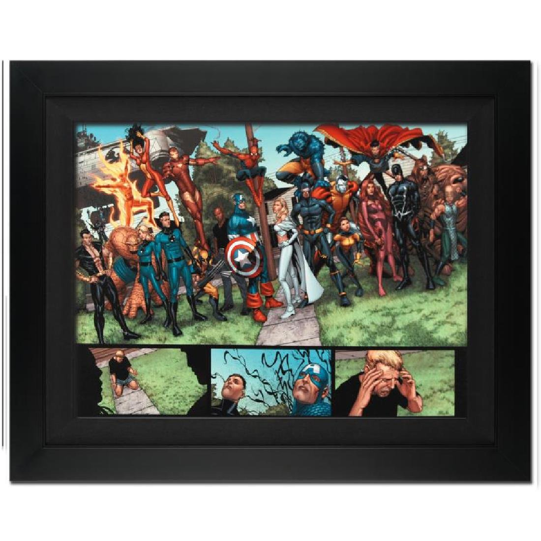 New Avengers #8 by Stan Lee - Marvel Comics
