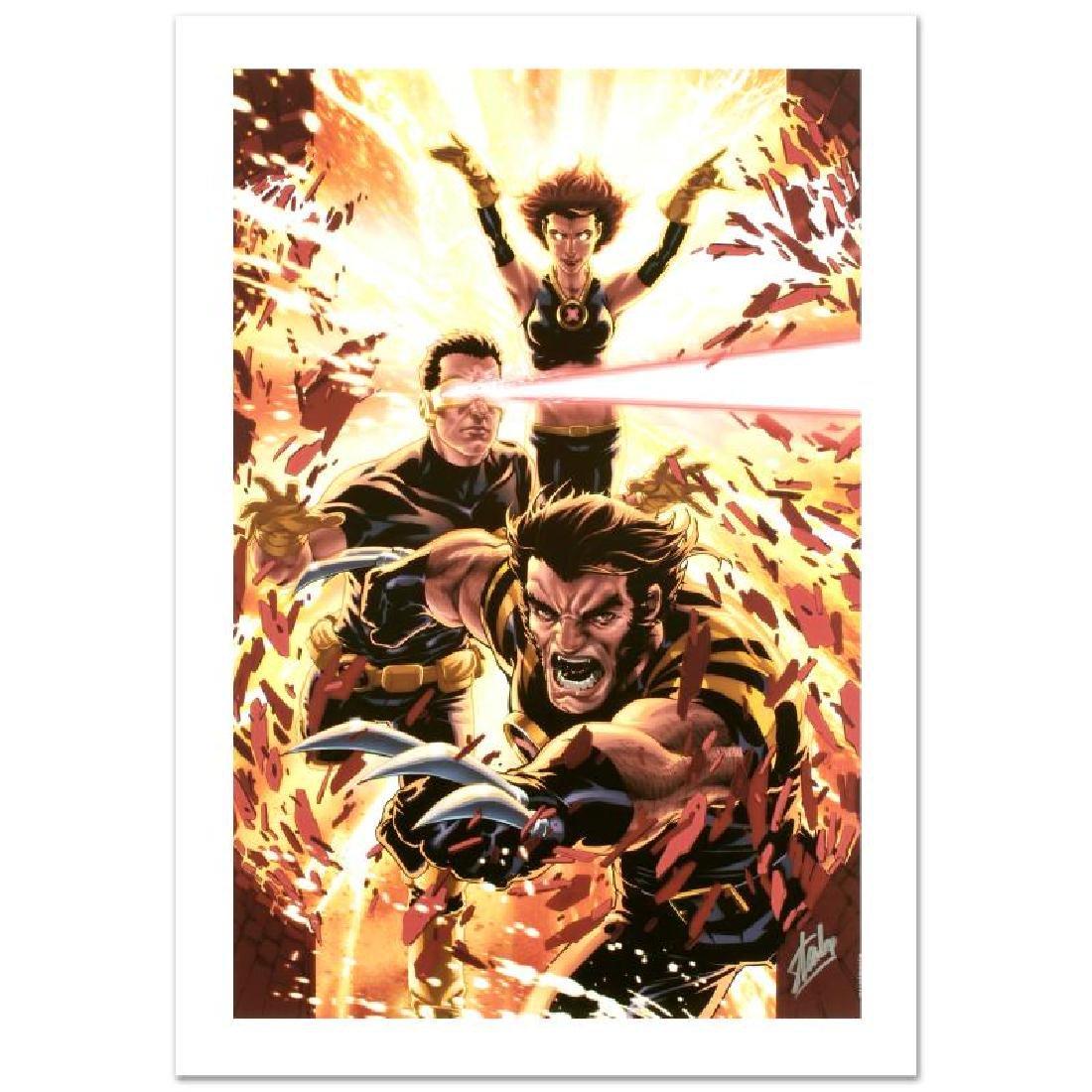 Ultimatum: X-Men Requiem #1 by Stan Lee - Marvel Comics