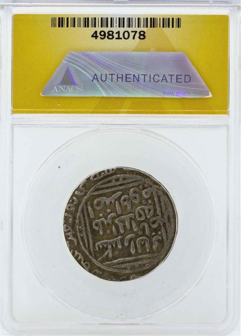 c.1296 India Tanka Delhi Sultanate Coin ANACS EF40 - 2