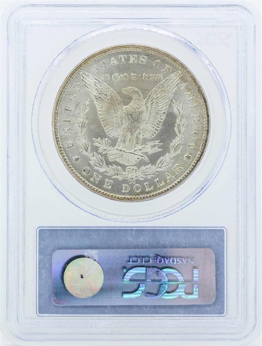1885-CC $1 Morgan Silver Dollar Coin PCGS MS62 - 2