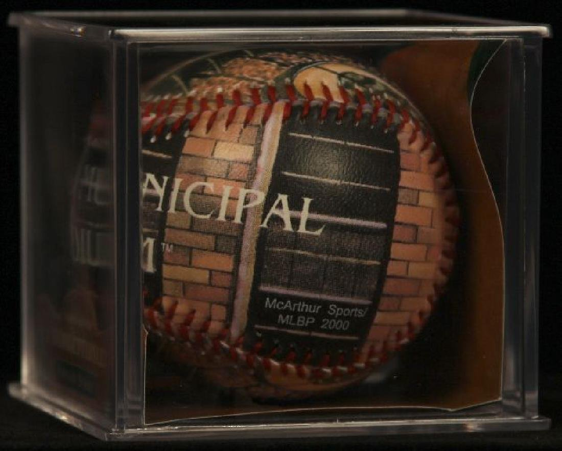 """Unforgettaball! """"Cleveland Municipal"""" Collectable - 3"""