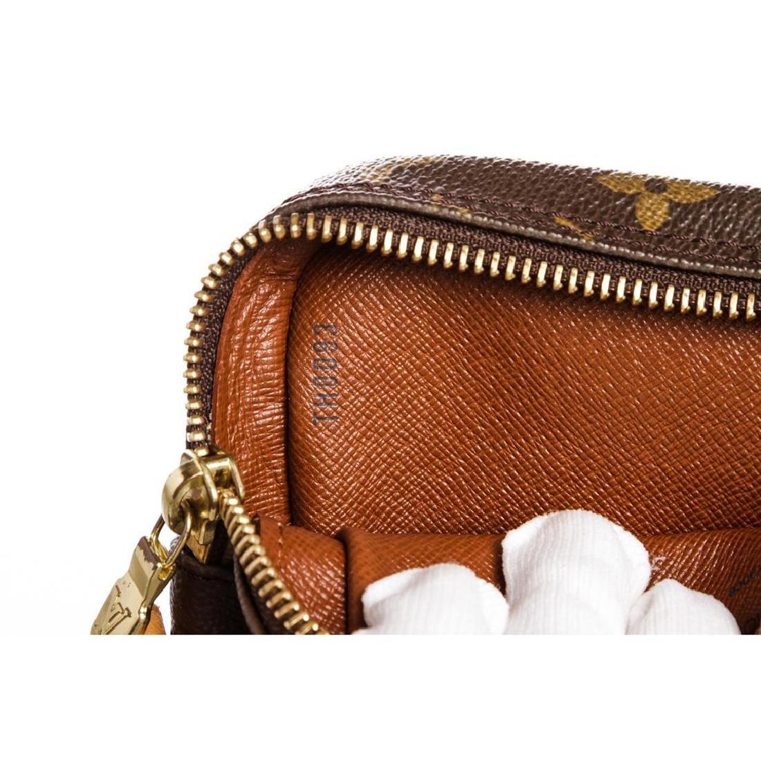 Louis Vuitton Monogram Canvas Leather Amazone Crossbody - 5