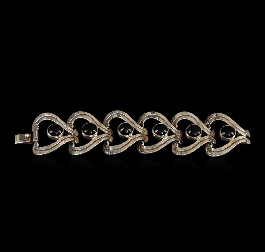 Sterling Silver Bracelet - 3