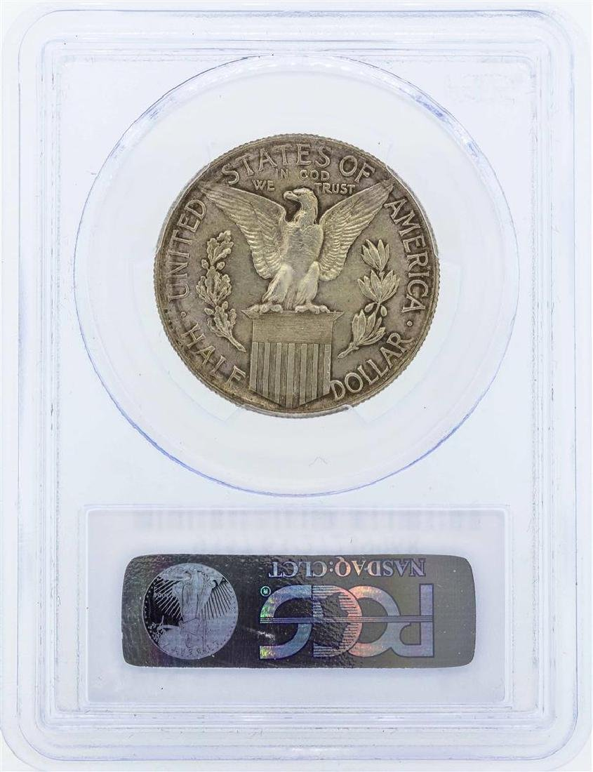 1915-S Half Dollar Panama Pacific Exposition - 2