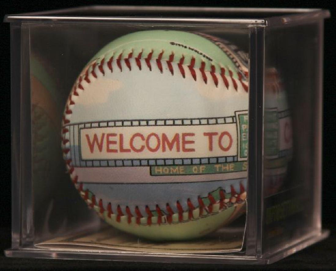 "Unforgettaball! ""Candlestick Park"" Collectable Baseball - 2"