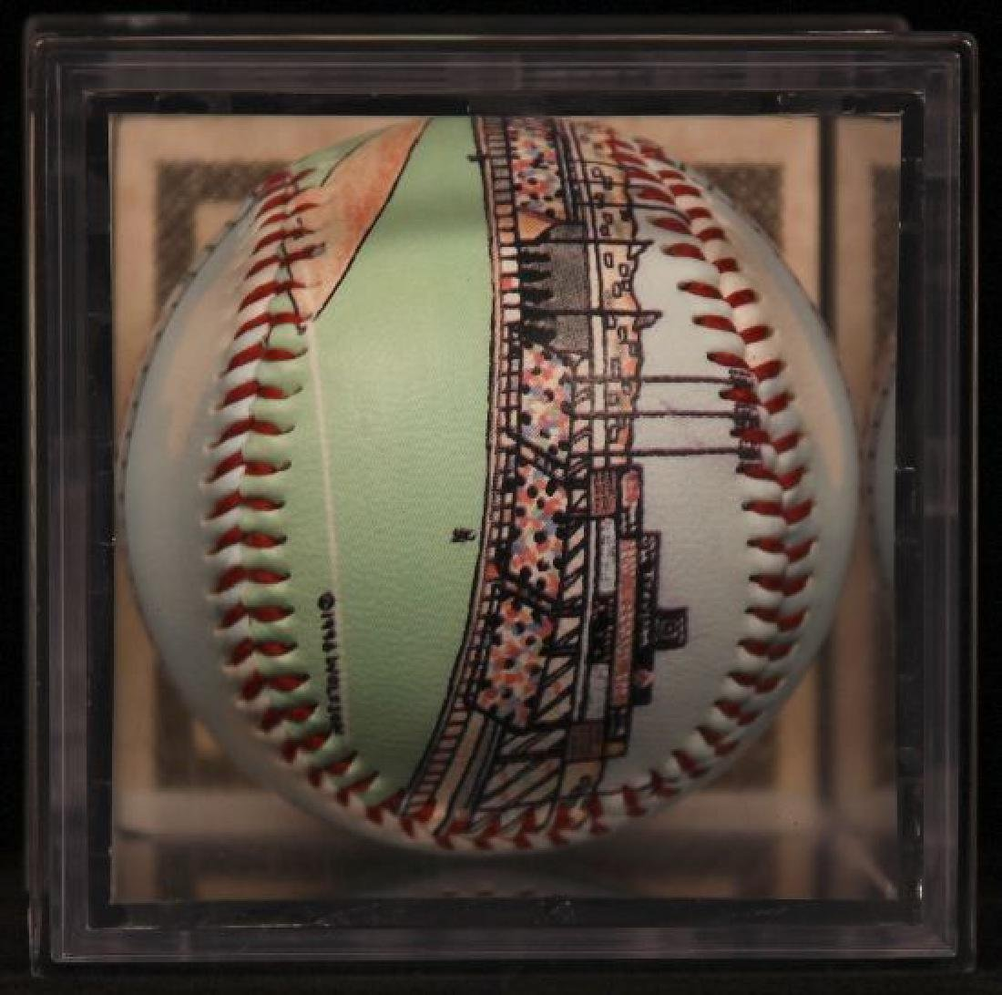 "Unforgettaball! ""Candlestick Park"" Collectable Baseball - 4"
