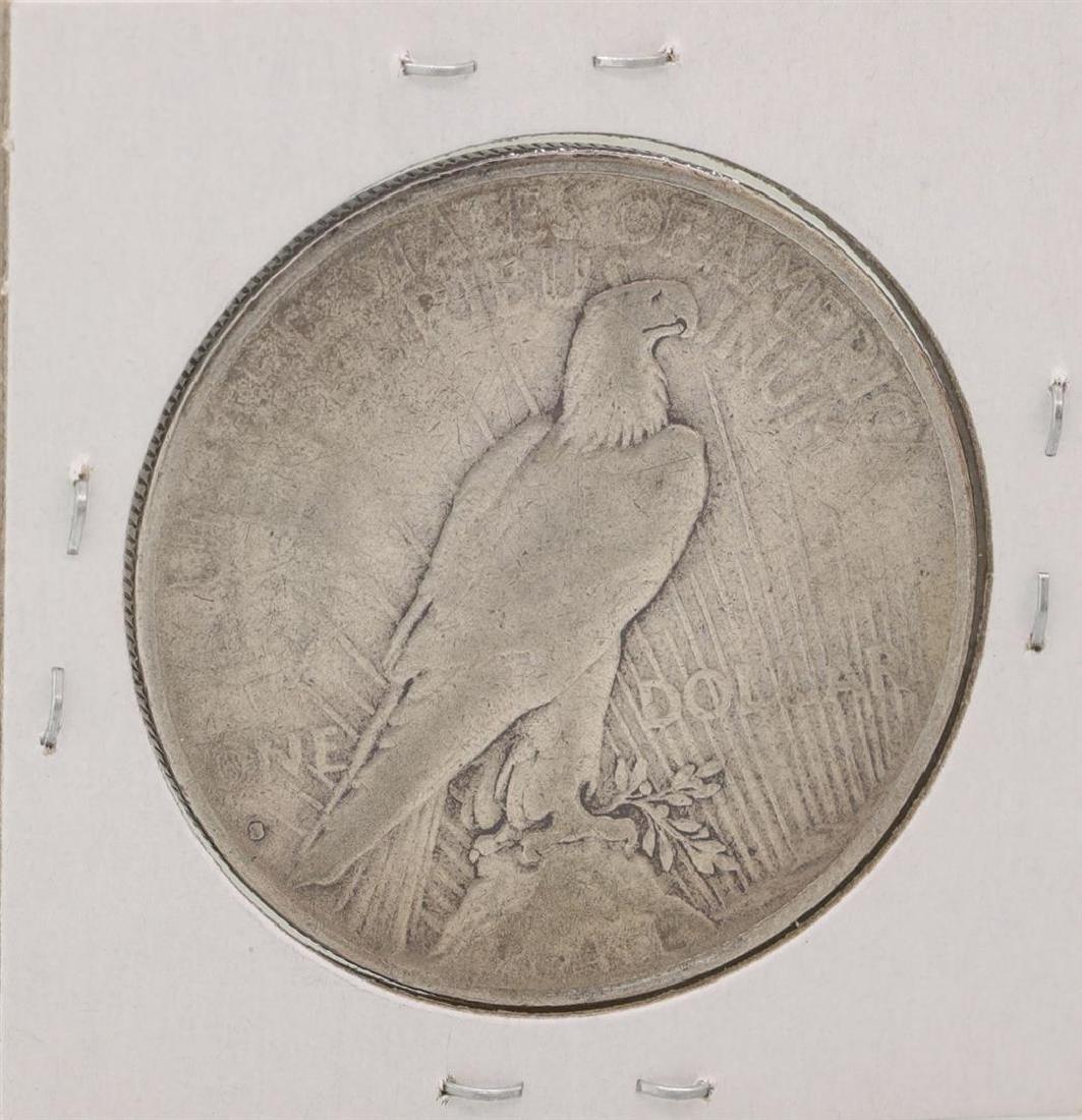 1934-S $1 Peace Silver Dollar Coin - 2