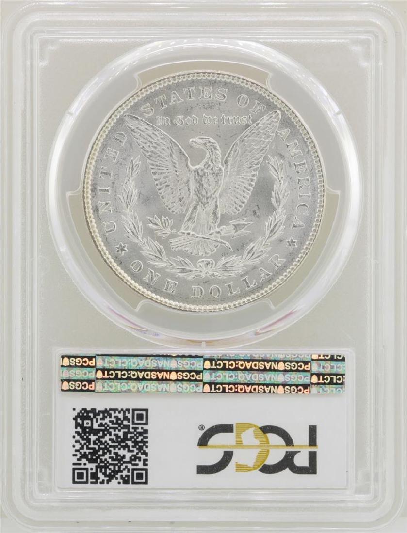 1878 7TF Reverse of 1878 $1 Morgan Silver Dollar Coin - 2