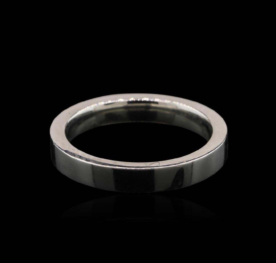 Platinum Wedding Band - 2