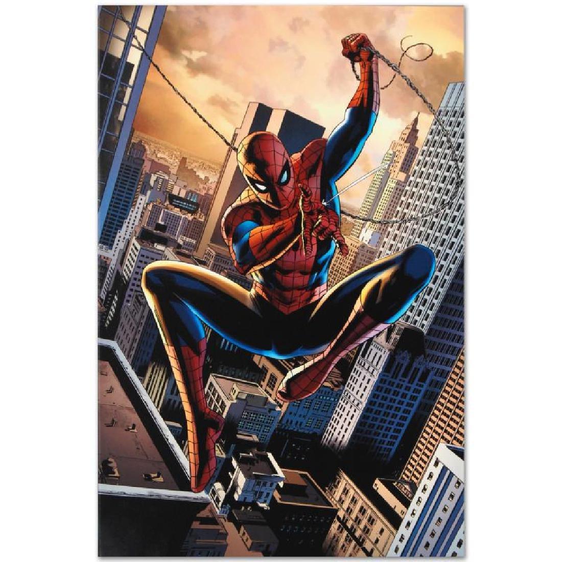 Secret War #4 by Marvel Comics - 3