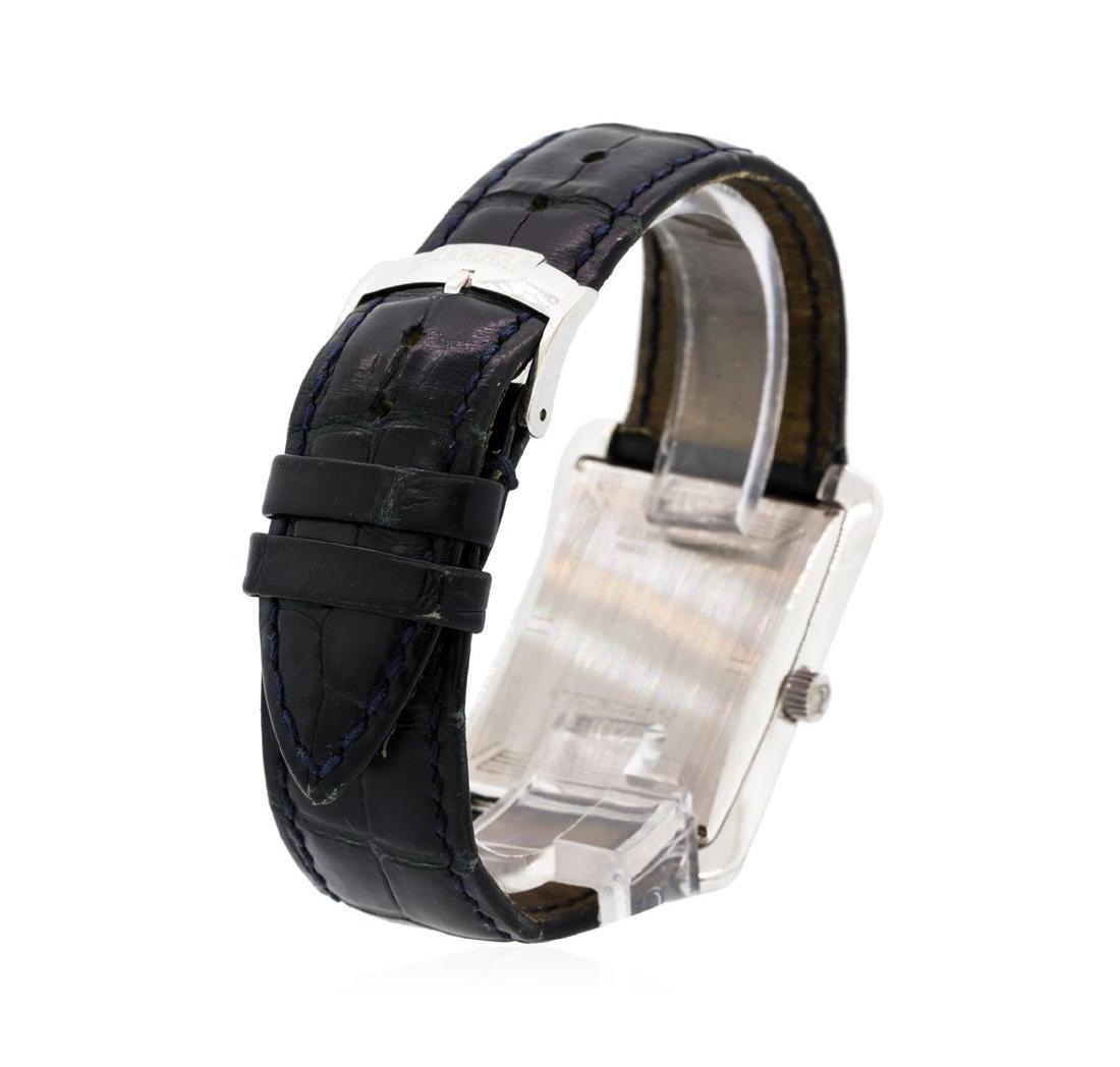 """Piaget """"Emperador"""" 18KT White Gold Wristwatch - 3"""