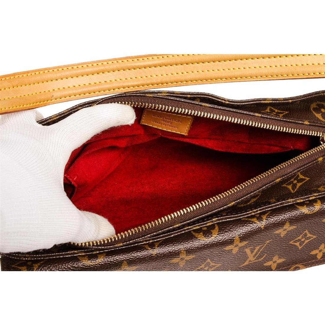 Louis Vuitton Monogram Canvas Leather Viva Cite MM Bag - 7