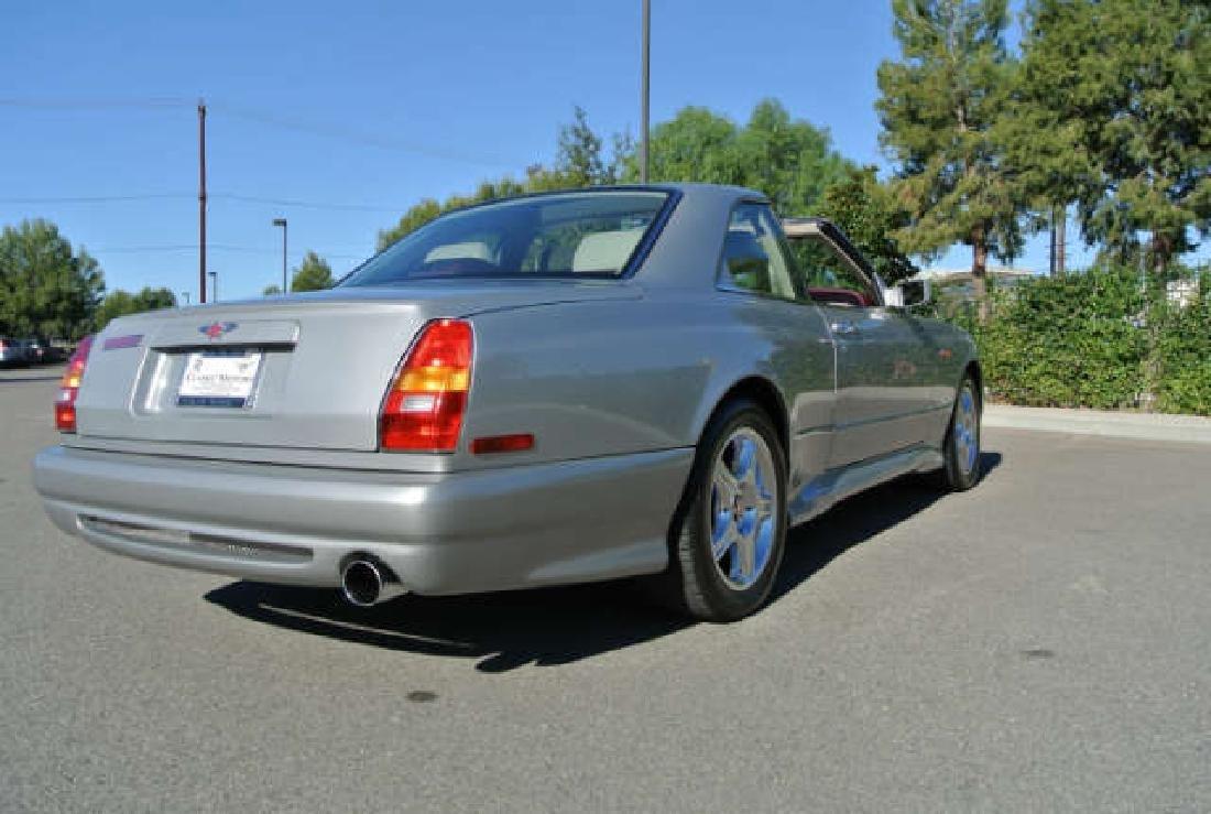 1999 Silver Pearl Bentley Continental SC - 3