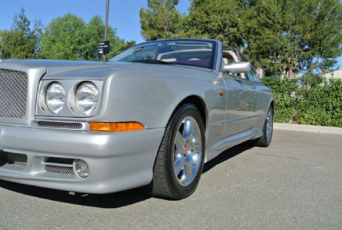 1999 Silver Pearl Bentley Continental SC - 4