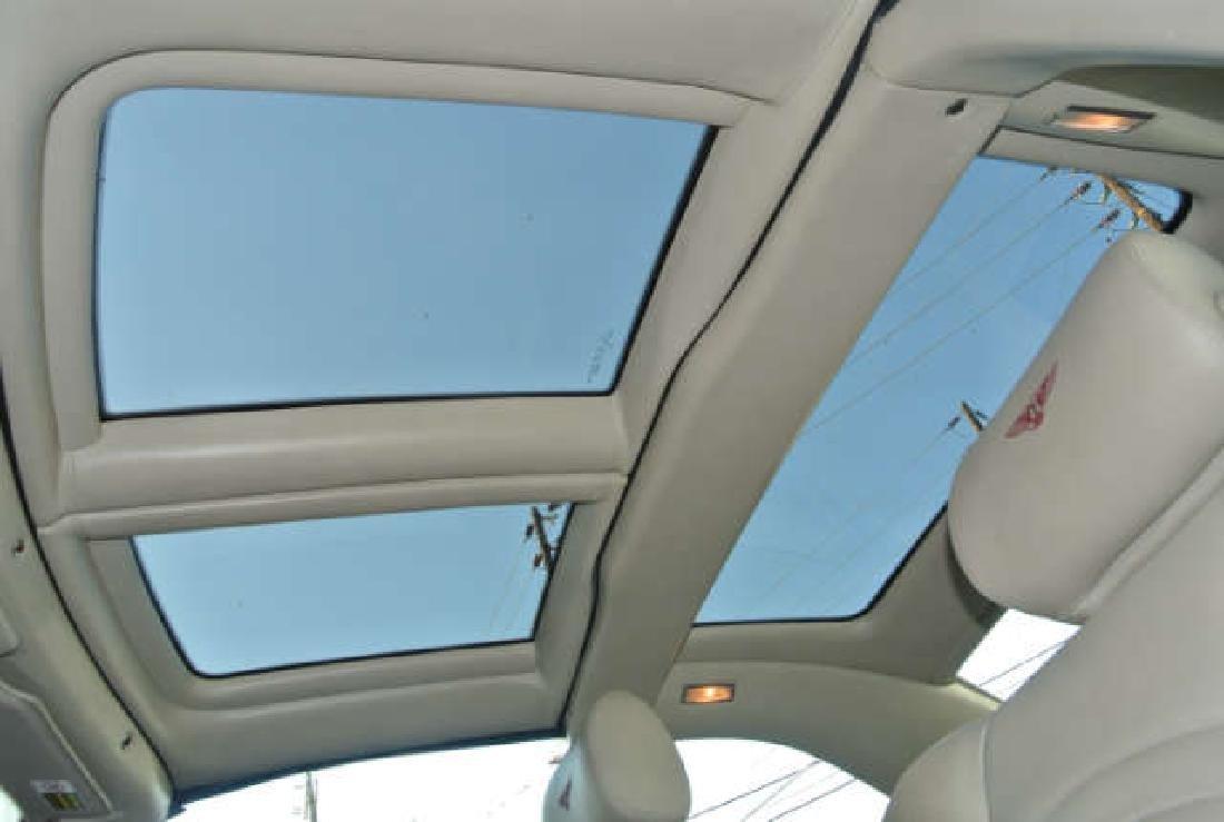 1999 Silver Pearl Bentley Continental SC - 7