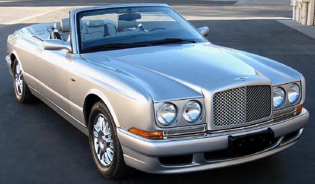 2001 Bentley Azure Convertible - 2
