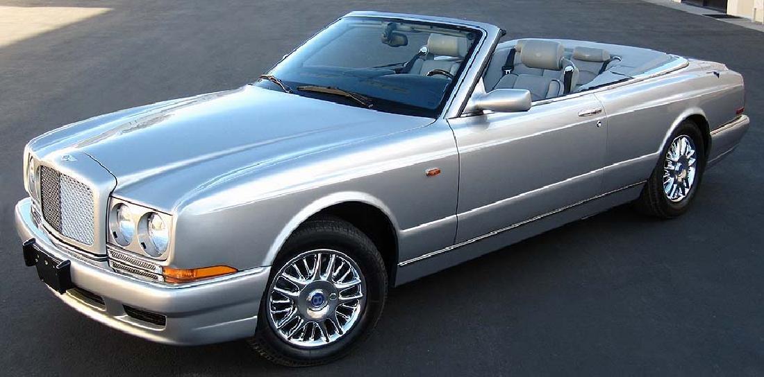 2001 Bentley Azure Convertible - 3