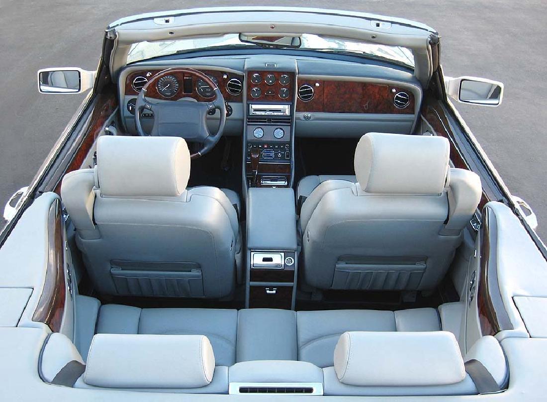 2001 Bentley Azure Convertible - 7