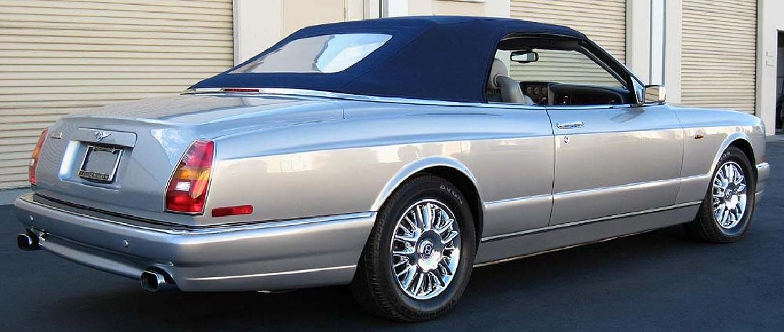 2001 Bentley Azure Convertible - 9