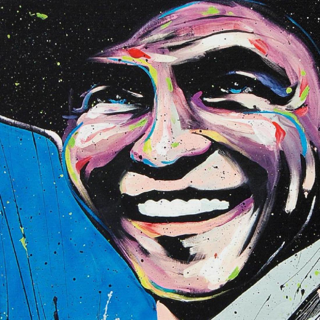 Frank Sinatra (Blue Eyes) by Garibaldi, David - 2