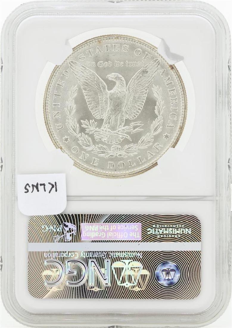 1888 MS63 NGC Morgan Silver Dollar - 2