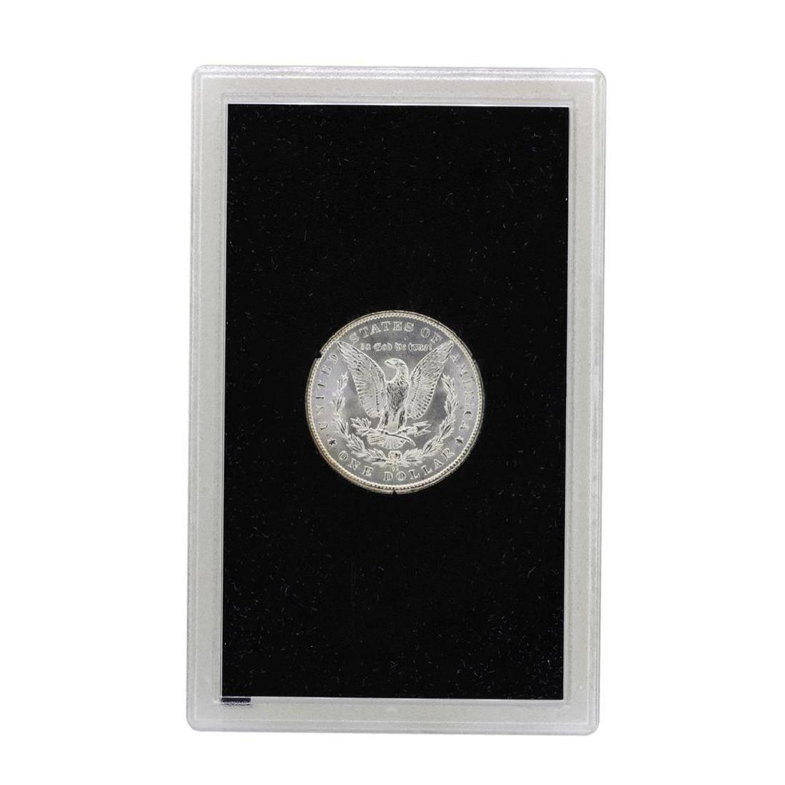 1885-CC $1 Morgan Silver Dollar Coin GSA Uncirculated - 2